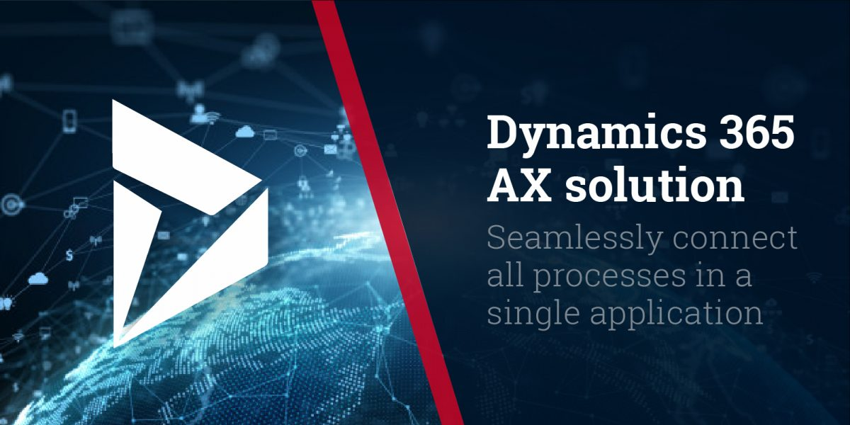 Microsoft Dynamix 365 AX Solution