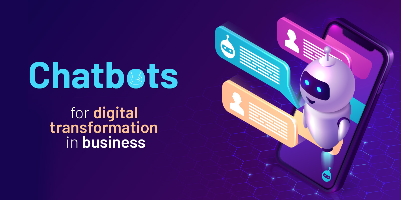 5 reasons why your business needs Chatbots