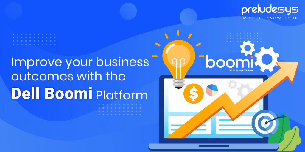 Improve your business outcomes with the Dell Boomi Platform